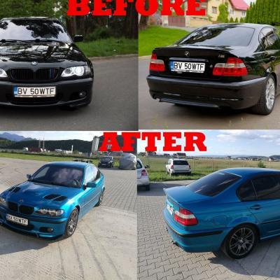 Proiect BMW E46